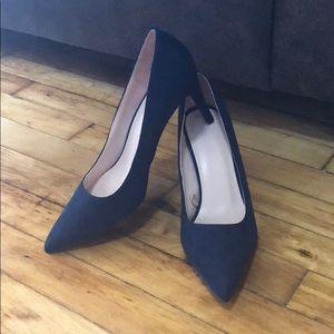 Zara Trafaluc pointed toe pumps